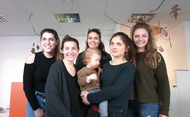 l'équipe de Koala Kids Rennes Fréville