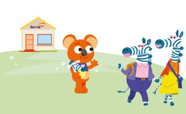 Places en crèche Koala Kids
