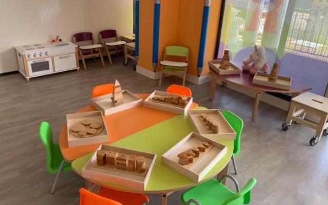 jeux sur table koala kids micro crèche
