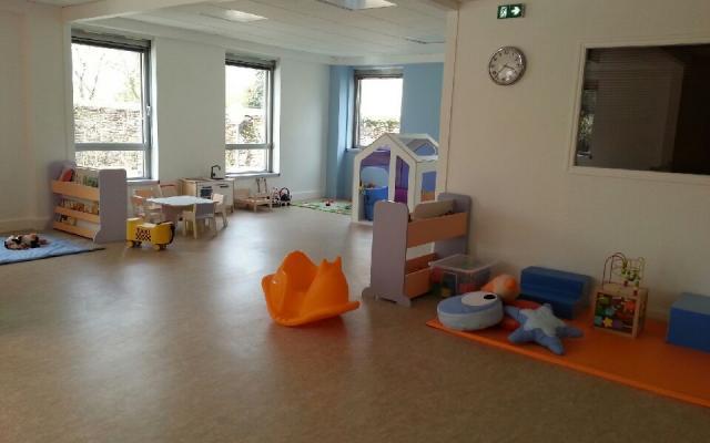 Crèche Koala Kids Rennes - Espace des grands